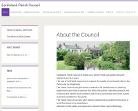 Eardisland Parish Council Website